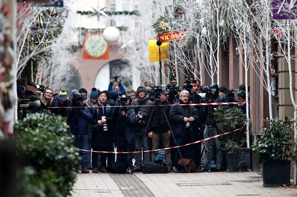 Strasbourg Christmas Market Terrorist Attack