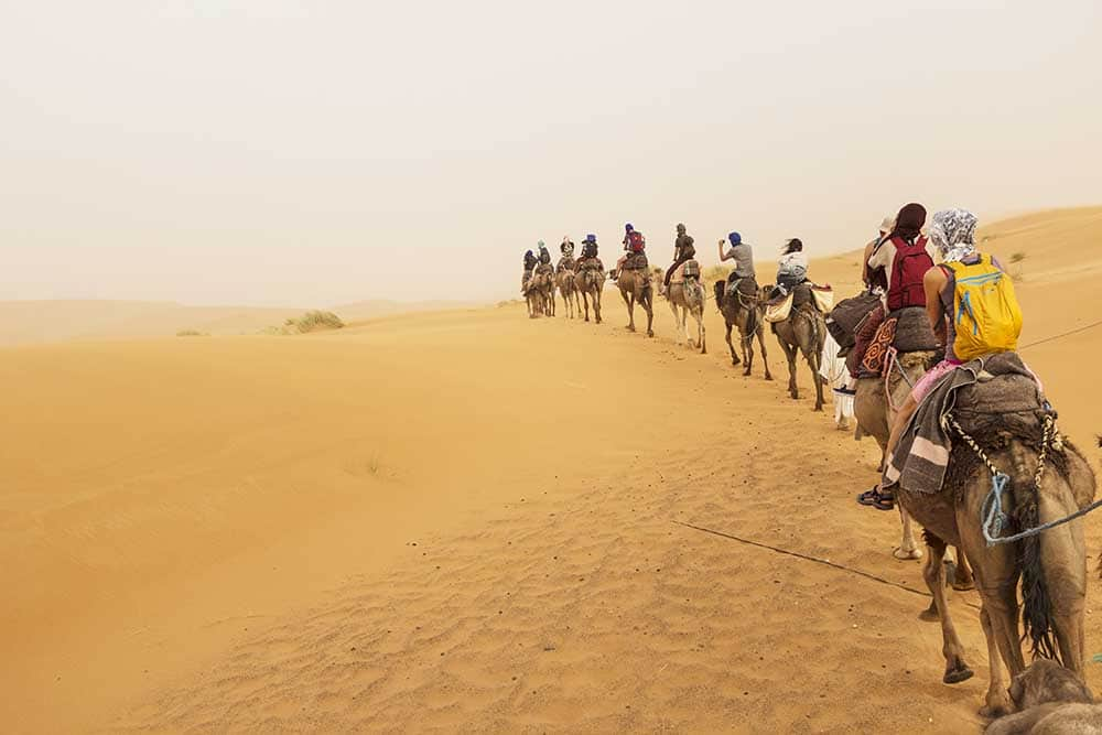 Inspirational Travel Books the Sahara