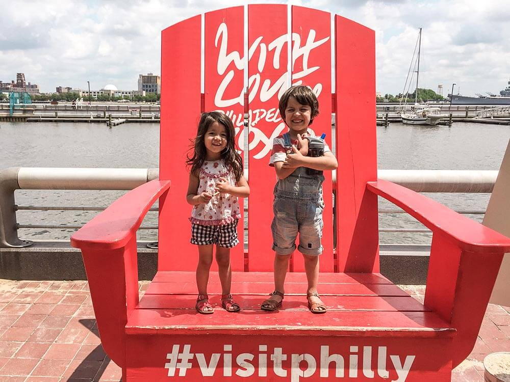 Overtourism Philadelphia
