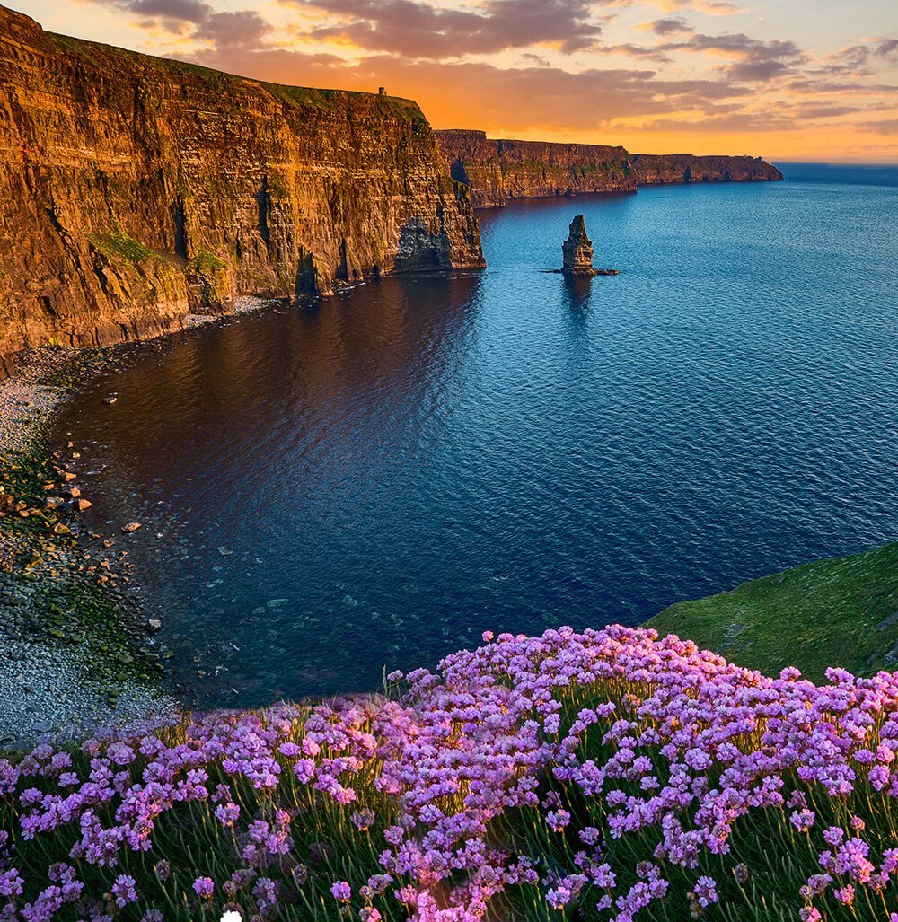 The Best Places to Visit in Ireland Cliffs of Moher