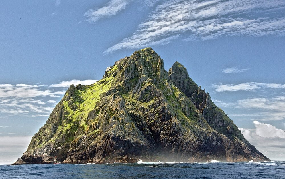 The Best Places to Visit in Ireland Skellig Islands