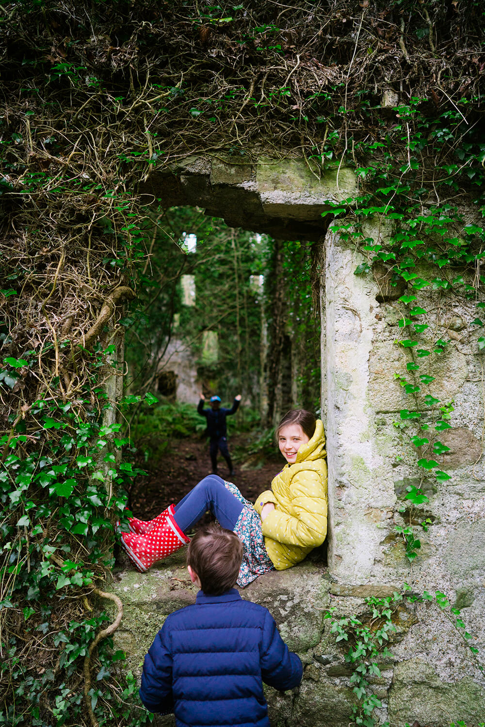 The Best Places to Visit in Ireland Walled Garden