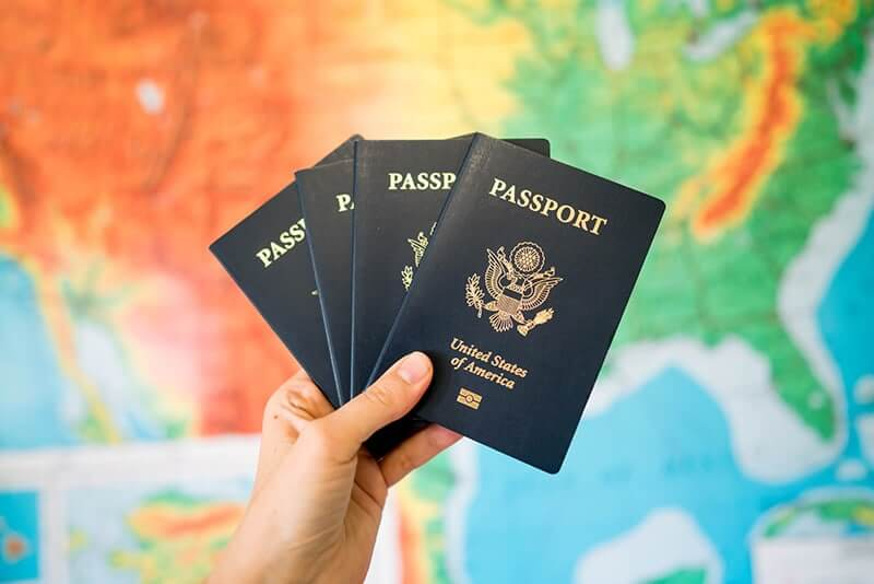 Europe Travel Tips keep Your passport