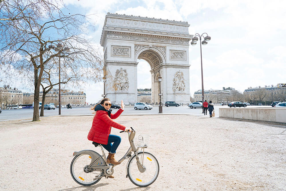 Europe Travel Tips Rent a Bike