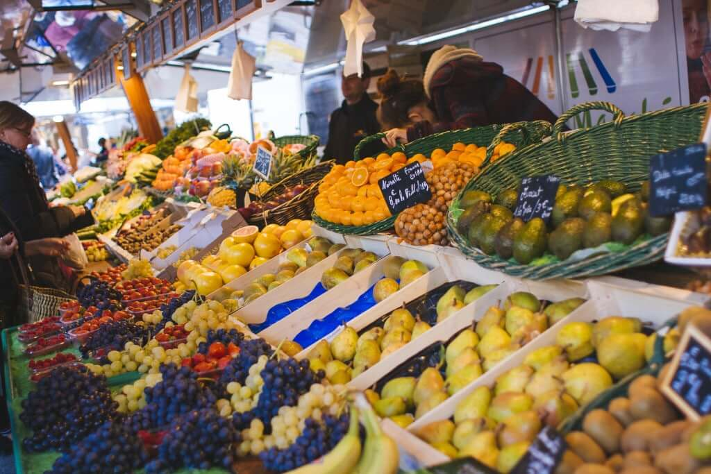 Europe Travel Tip: Shop at Markets