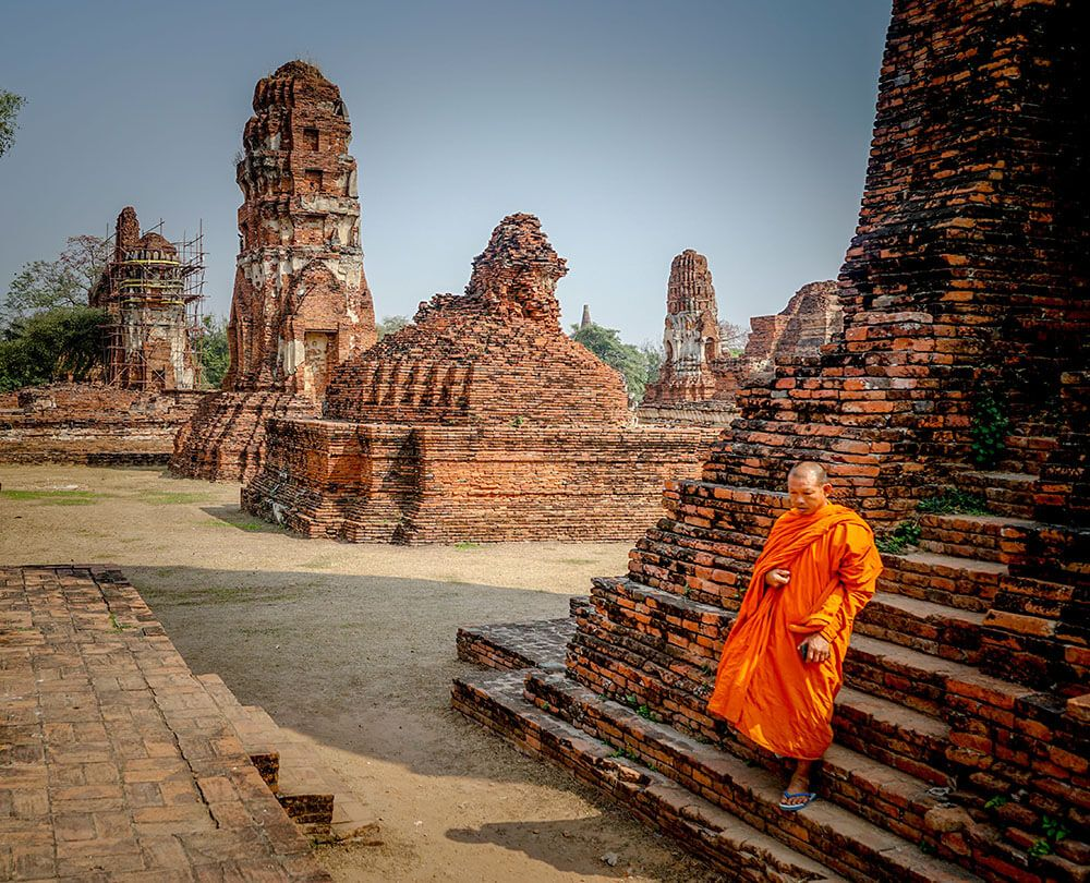 Things to do in Thailand Ayutthaya