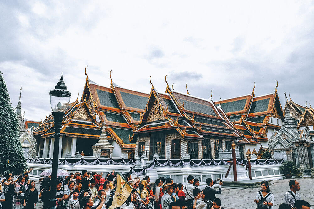 Bucket List Things to do in Thailand Grand Palace Bangkok