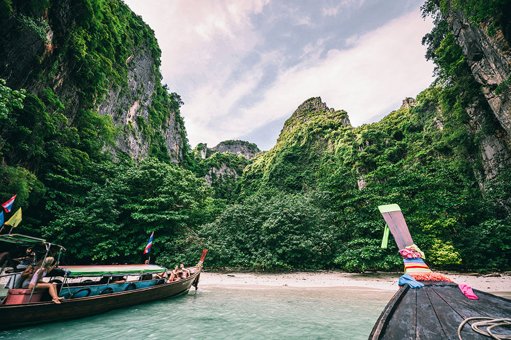 Things to do in Thailand Koh Phi Phi Islands