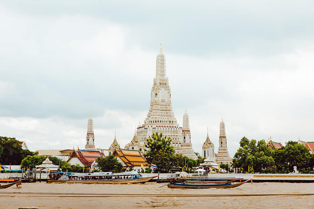 Things to do in Thailand Wat Arun