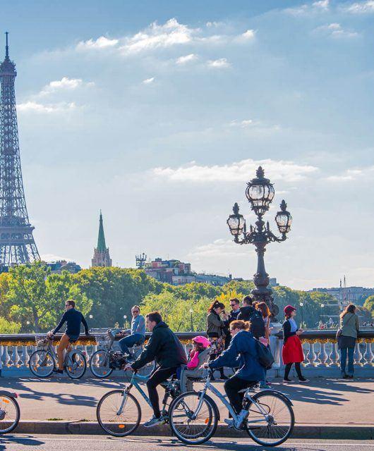 Velib Paris Bike Rental