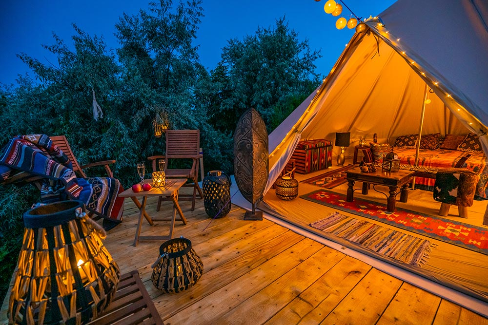 Best things to do in Montana Glamping