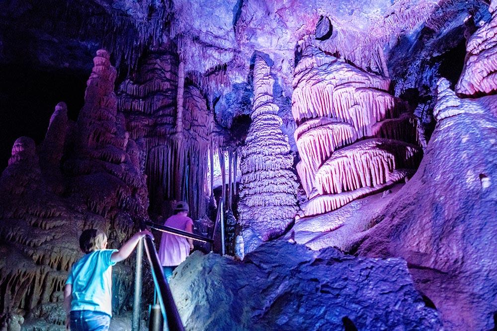 Montana Caves