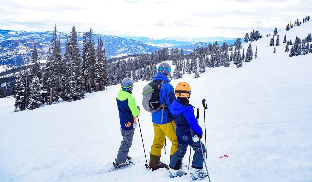 Things to do in Montana Ski