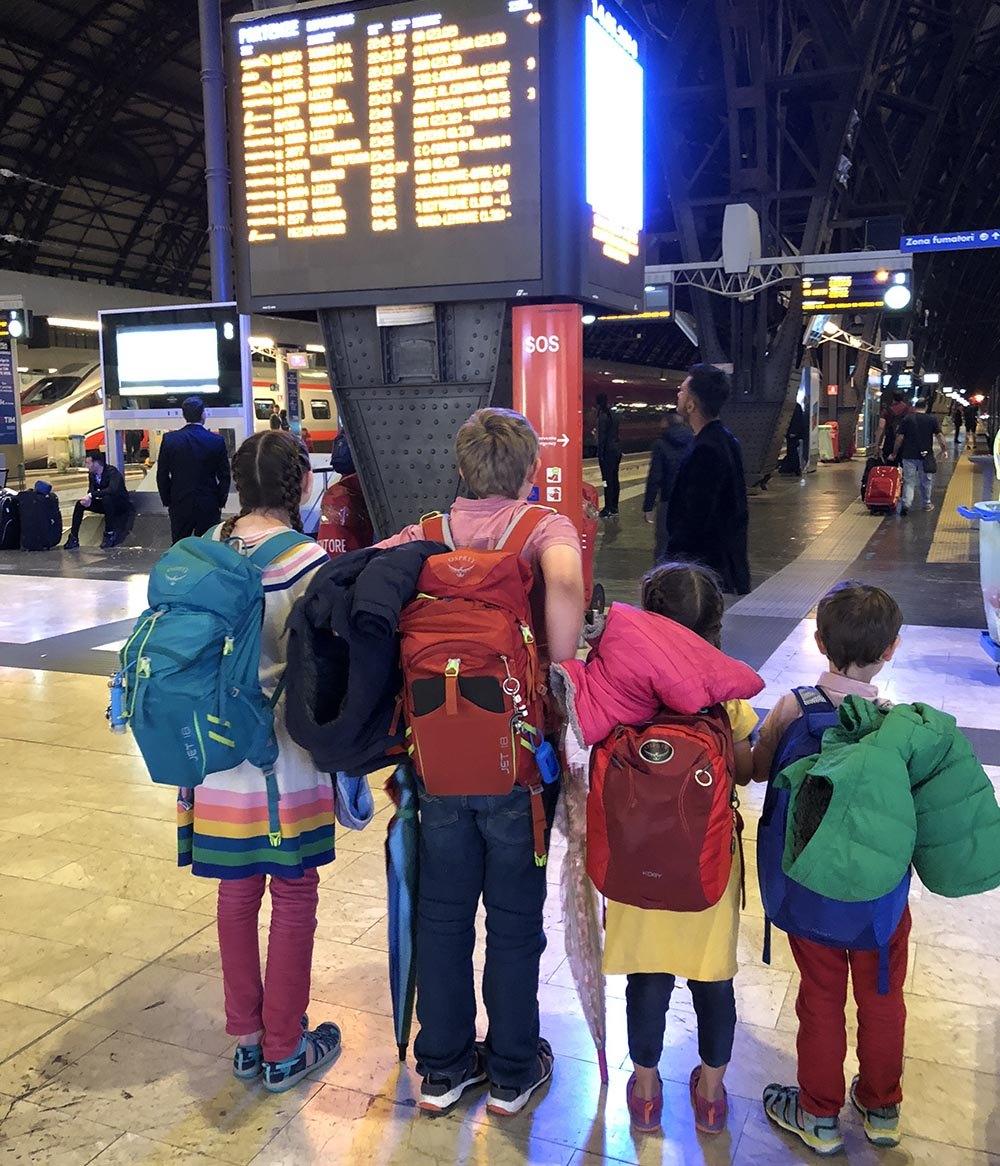 europe backpacking trip best backpacks