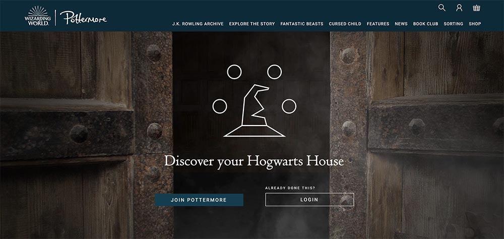 Harry Potter London Sorting