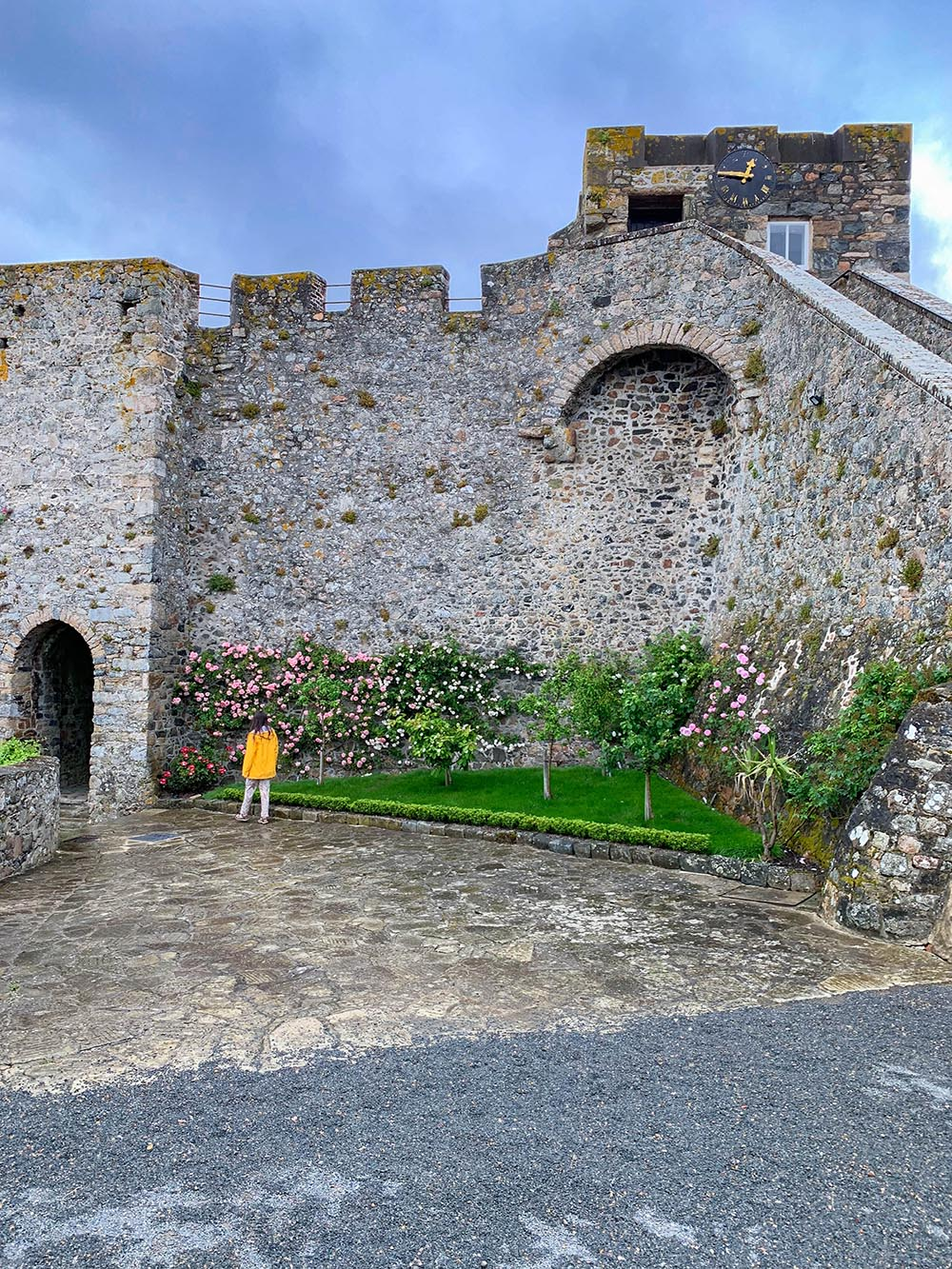 the Isle of Guernsey Castle Cornet