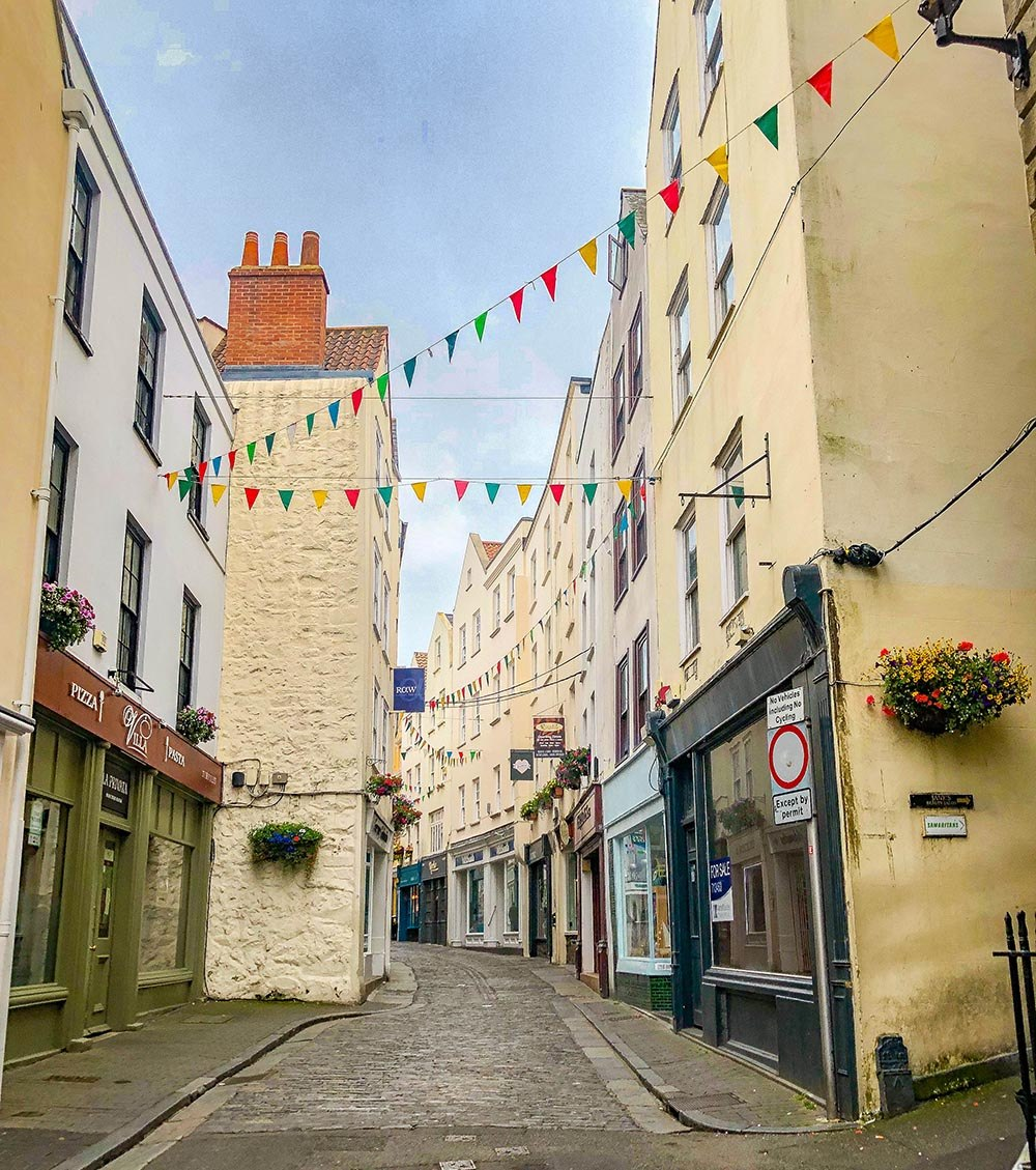 Guernsey Island England