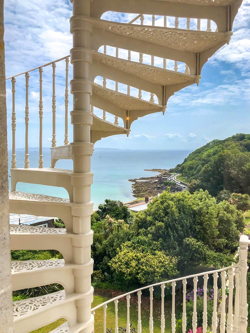 Victor Hugo House Guernsey Island UK