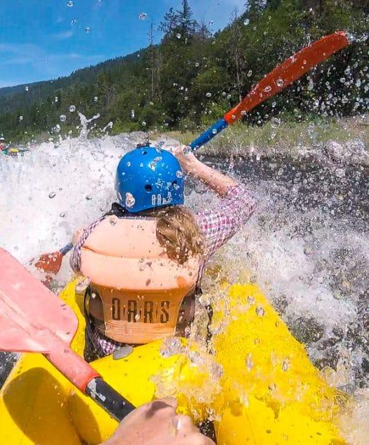OARS White Water Rafting