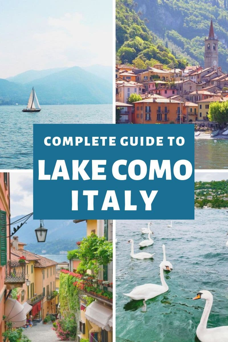 Things to do in Lake Como Italy