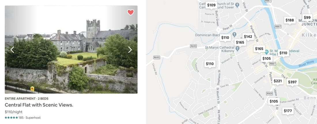 Best Places to Stay in Ireland Kilkenny