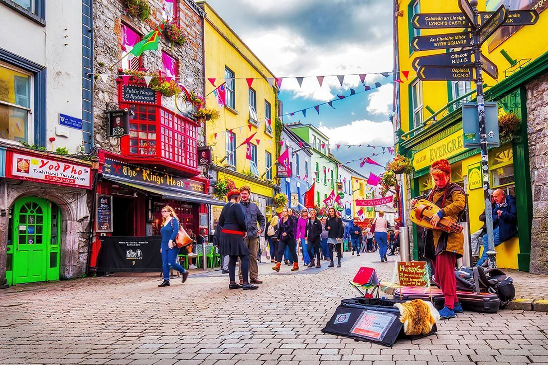 best places to stay in ireland galway