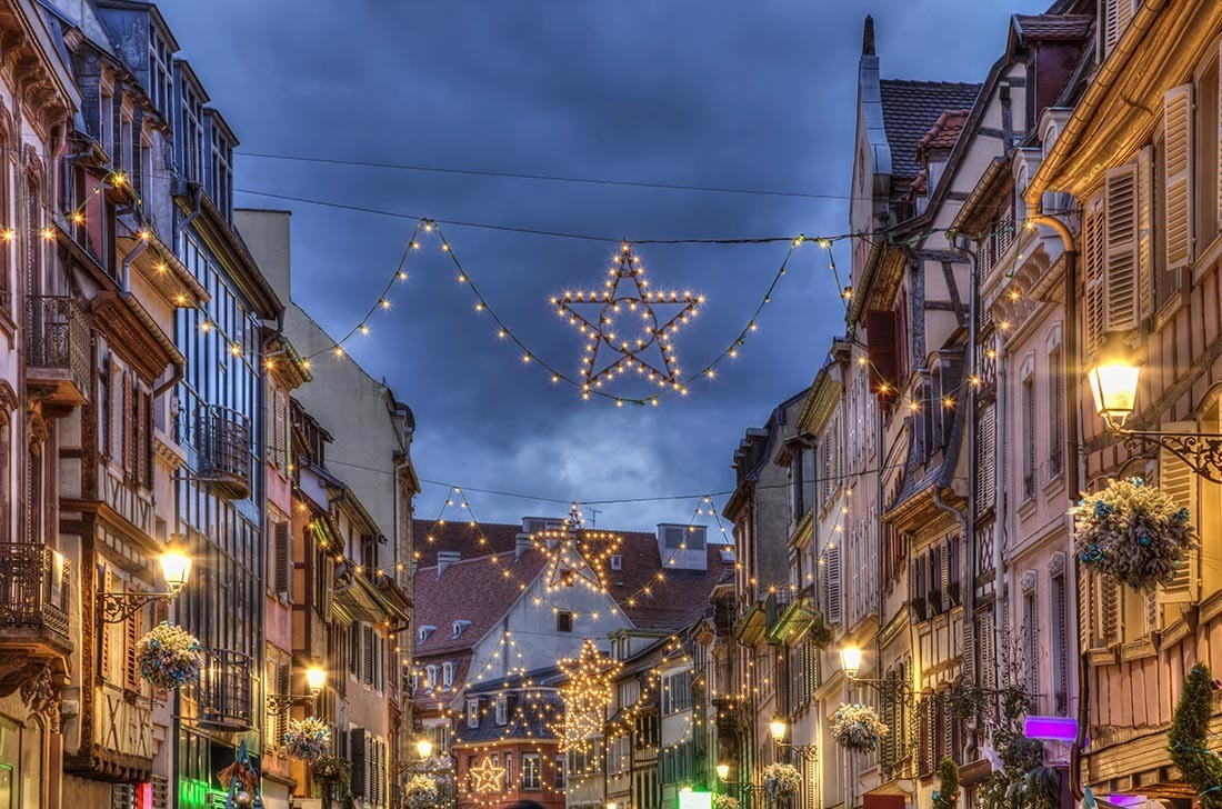Christmas in Europe Colmar France