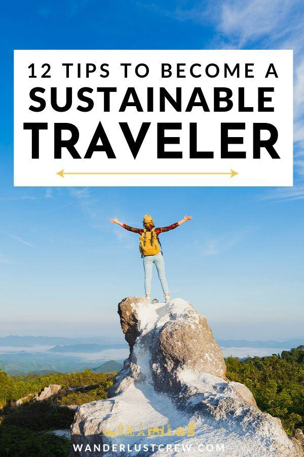 Sustainable travel has never been more important for our children, for our environment, and for our future!