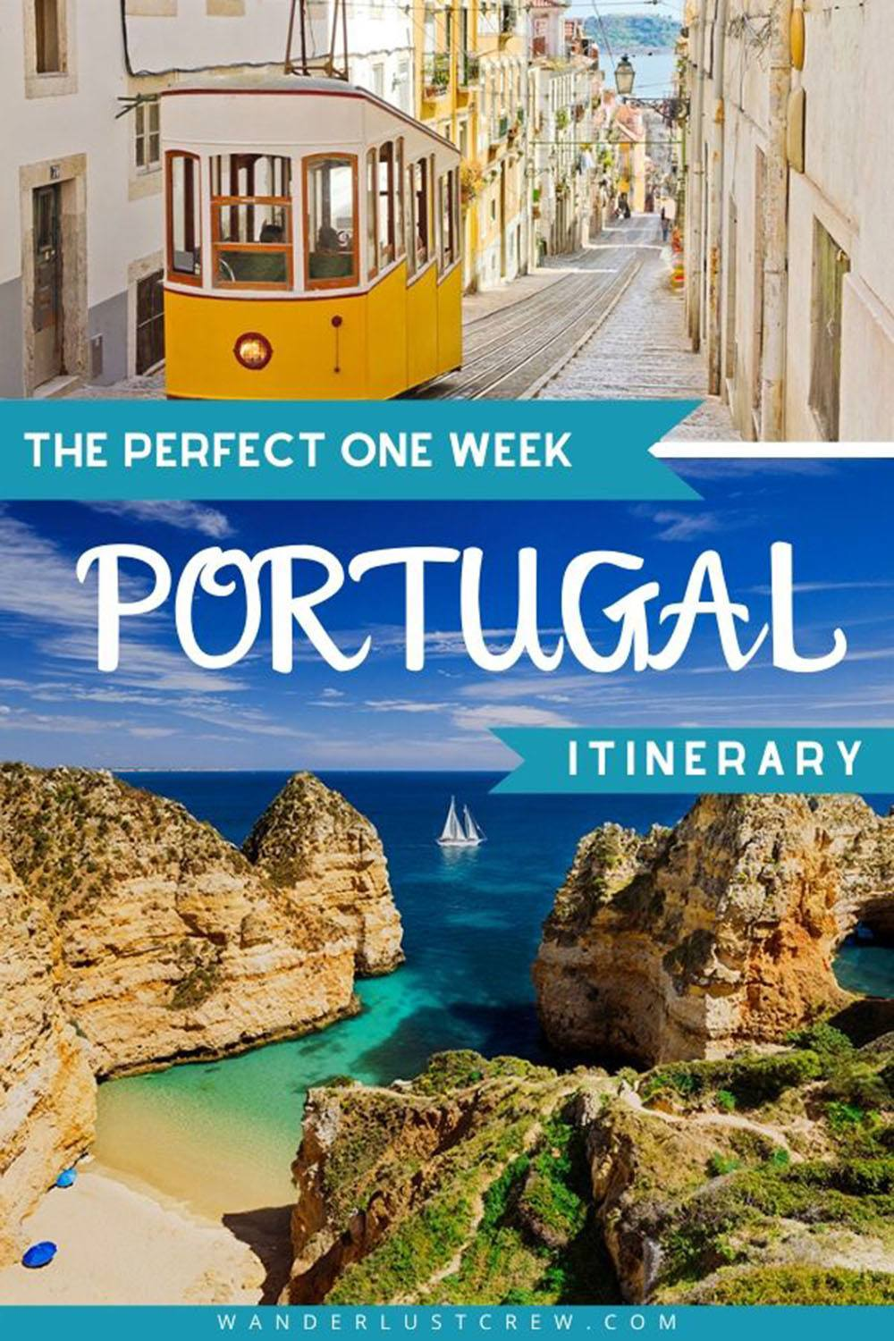 Portugal is a relatively small country compared to other, more popular, European countries. But for such a small area, this amazing country sure packs a big punch! This Portugal itinerary will help you navigate with ease and find the best things to do in Portugal.