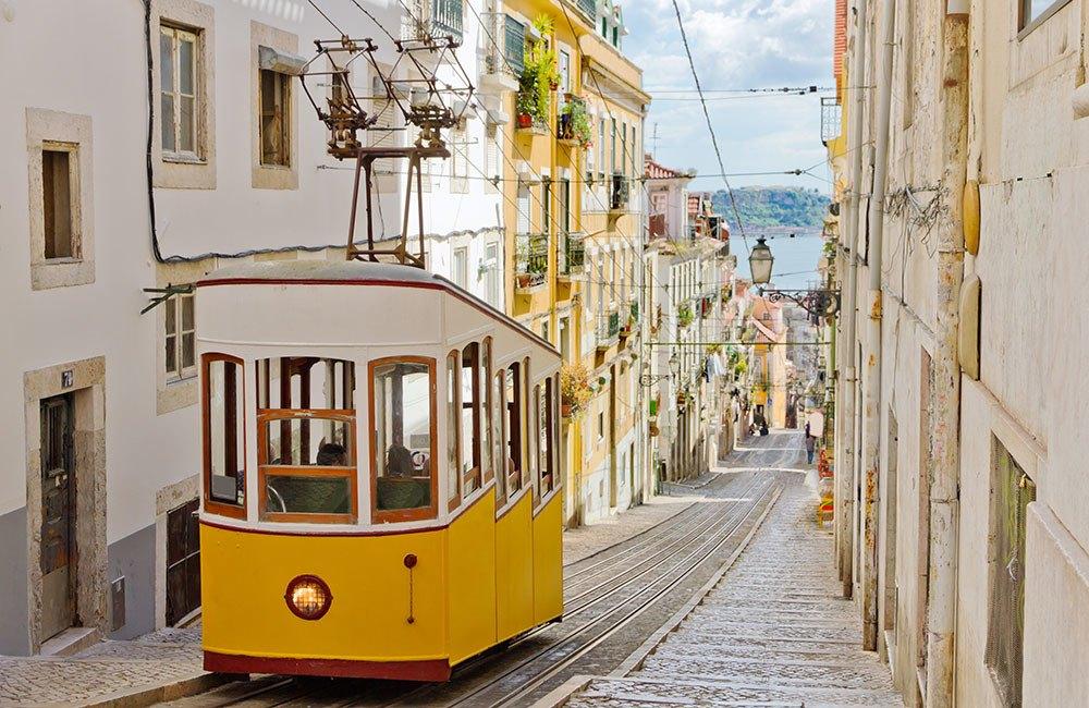 Portugal Itinerary Lisbon Tram