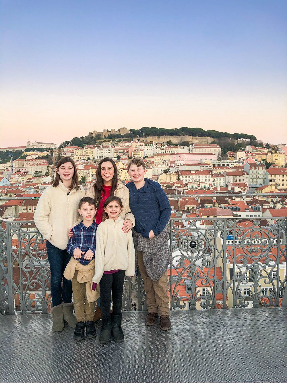 Portugal Itinerary Lisbon