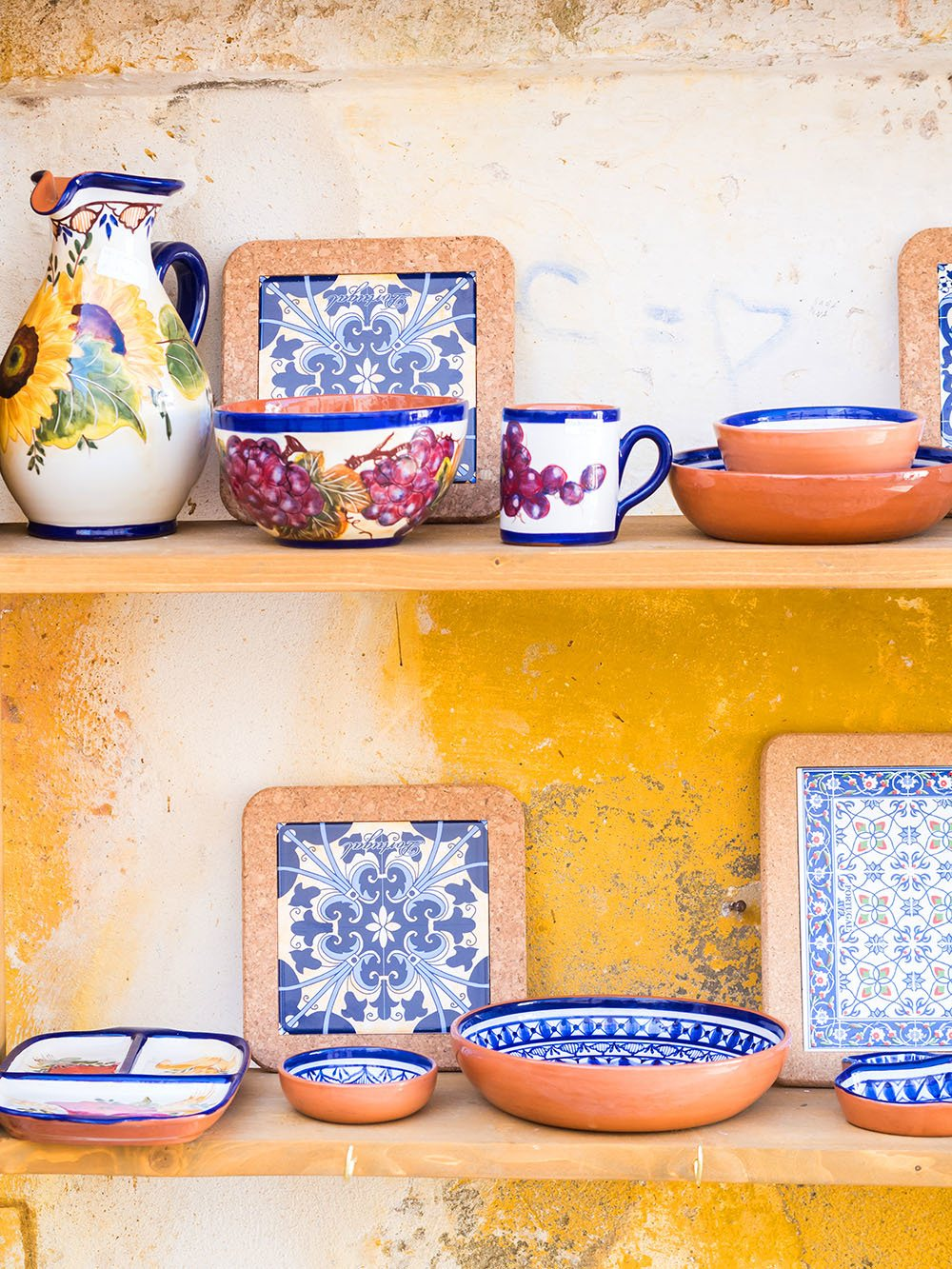 Portugal Itinerary Lisbon Pottery