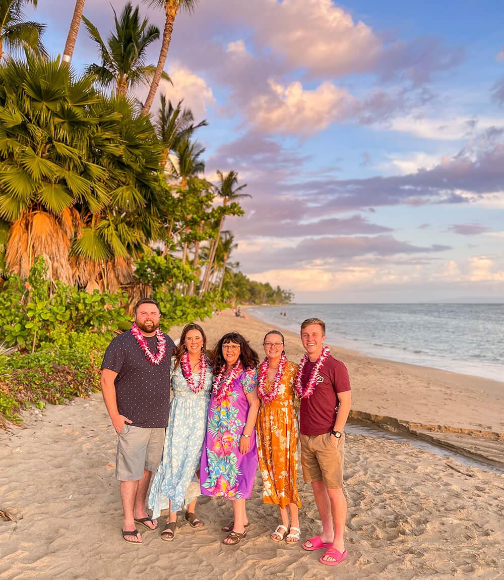 Maui Luau