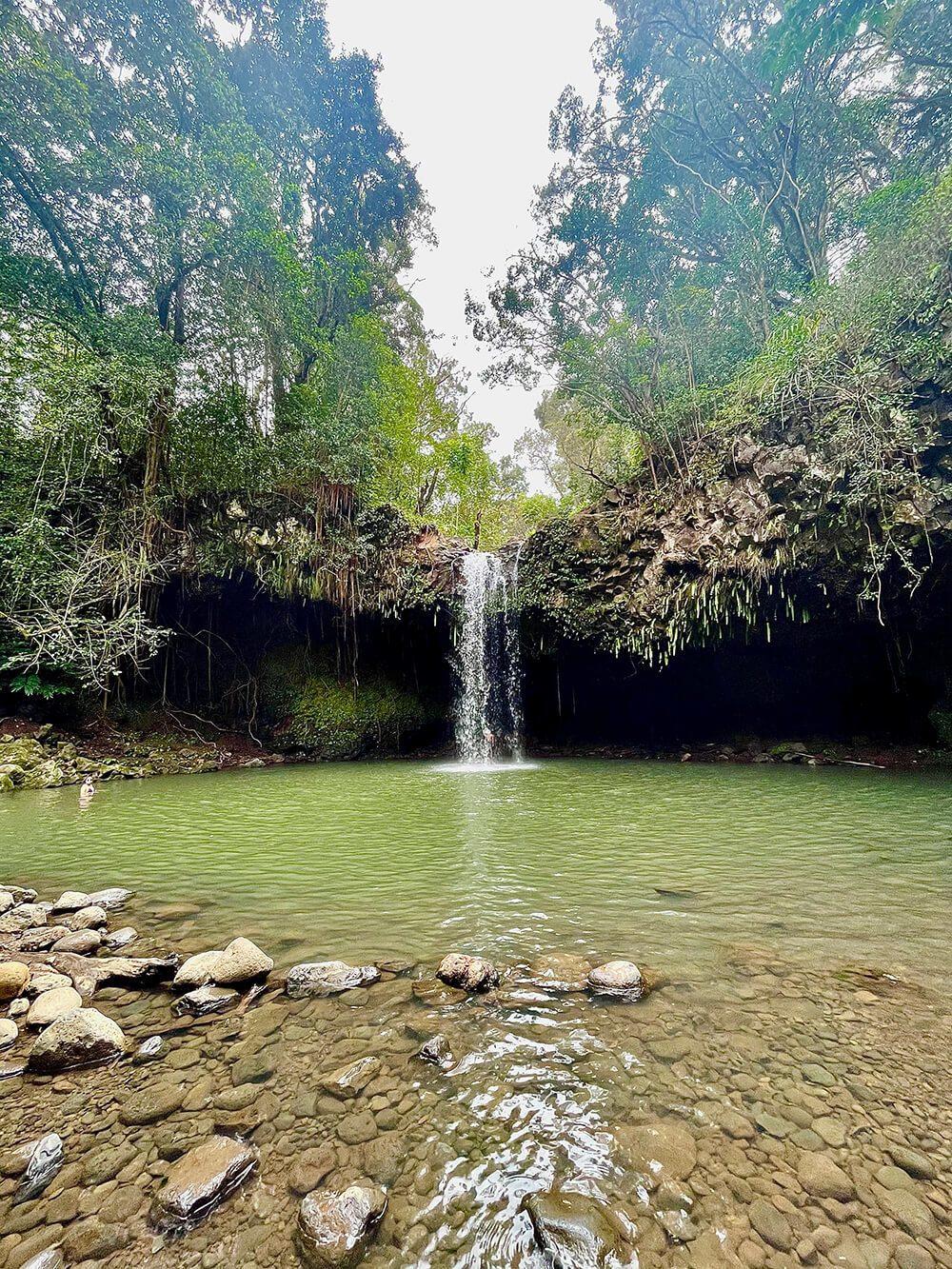 Maui Twin Falls Hike