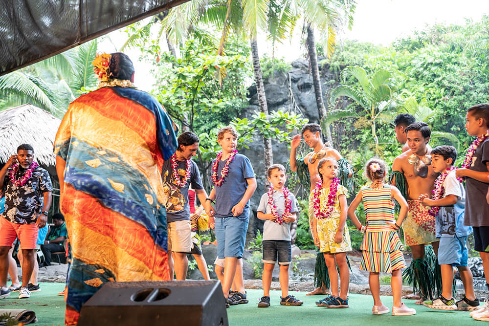Best things to do in Oahu Polynesian Cultural Center Luau
