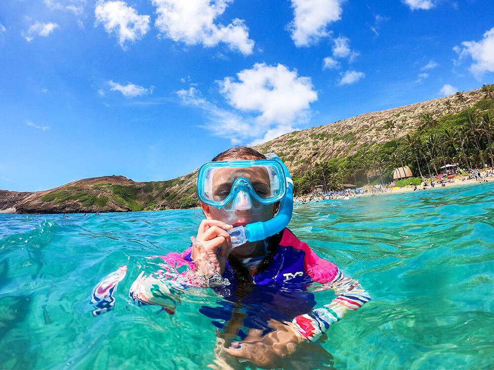 Best things to do in Oahu Snorkel